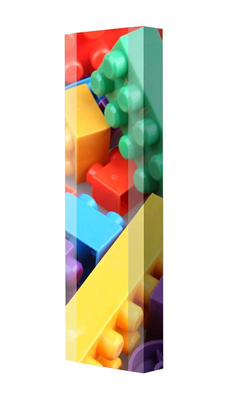 Schuhschrank FLASH Motivschrank Single F110 Spielzeug weiß