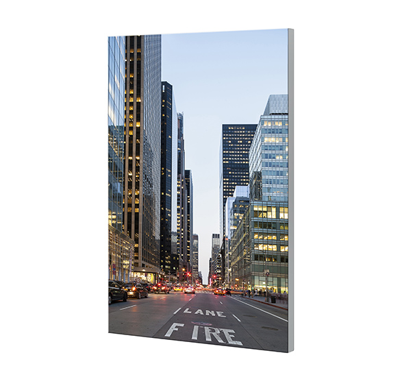 Glasbild BRIGHTNESS 40x60cm Motiv  New York GH44