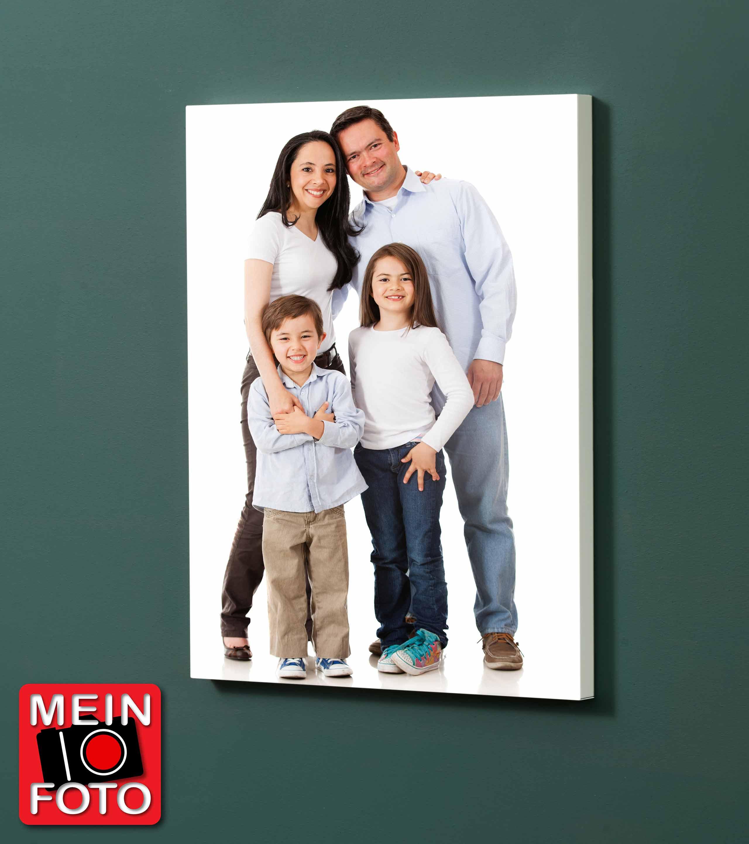 """Magnettafel NOTIZ 40x60cm Motiv """"Mein Foto"""" Motiv-Pinnwand"""