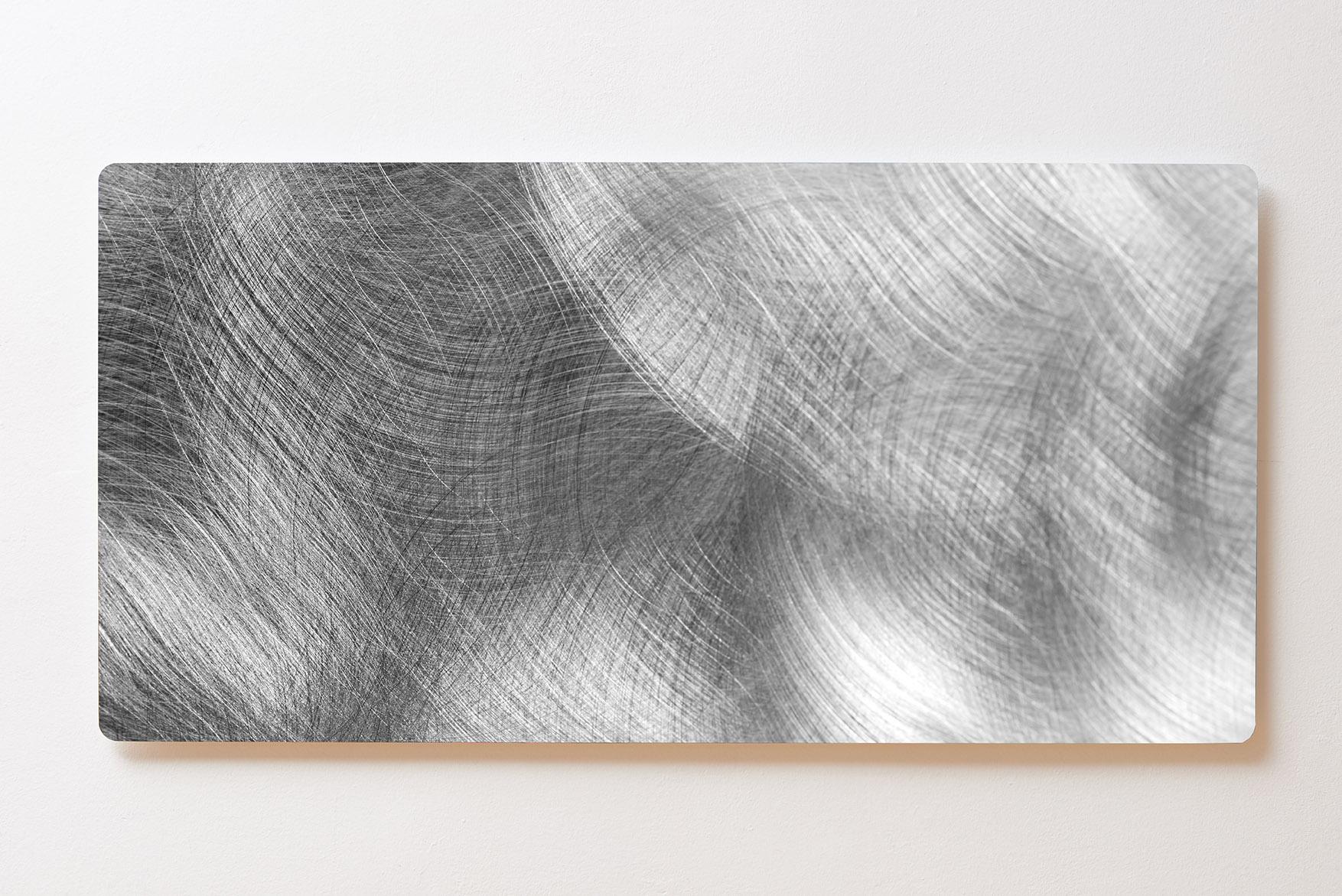 Magnettafel BACKLIGHT 120x60cm Motiv-Wandbild M111 Metall Geschliffen