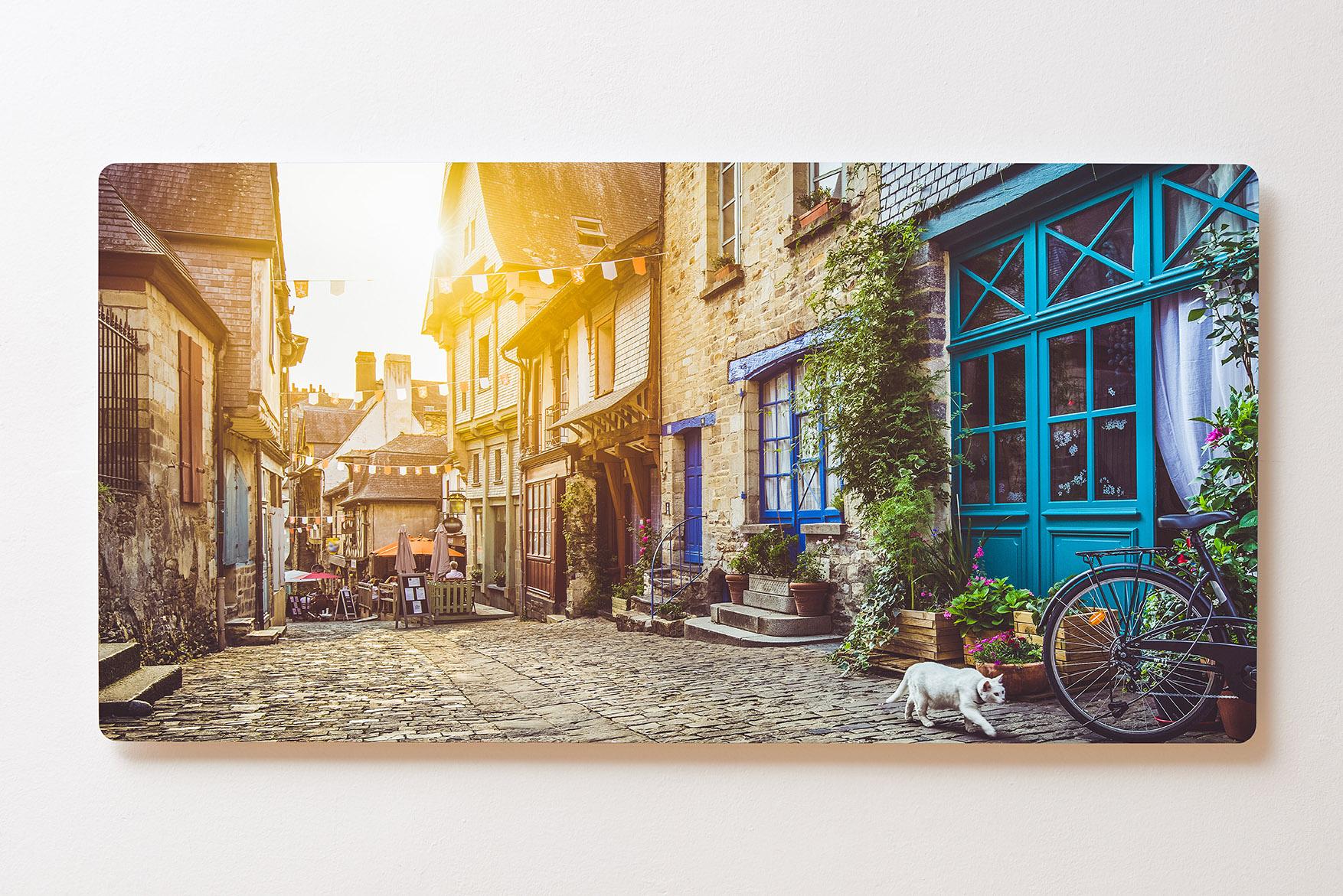Magnettafel BACKLIGHT 120x60cm Motiv-Wandbild M120 Abstrakt Katze