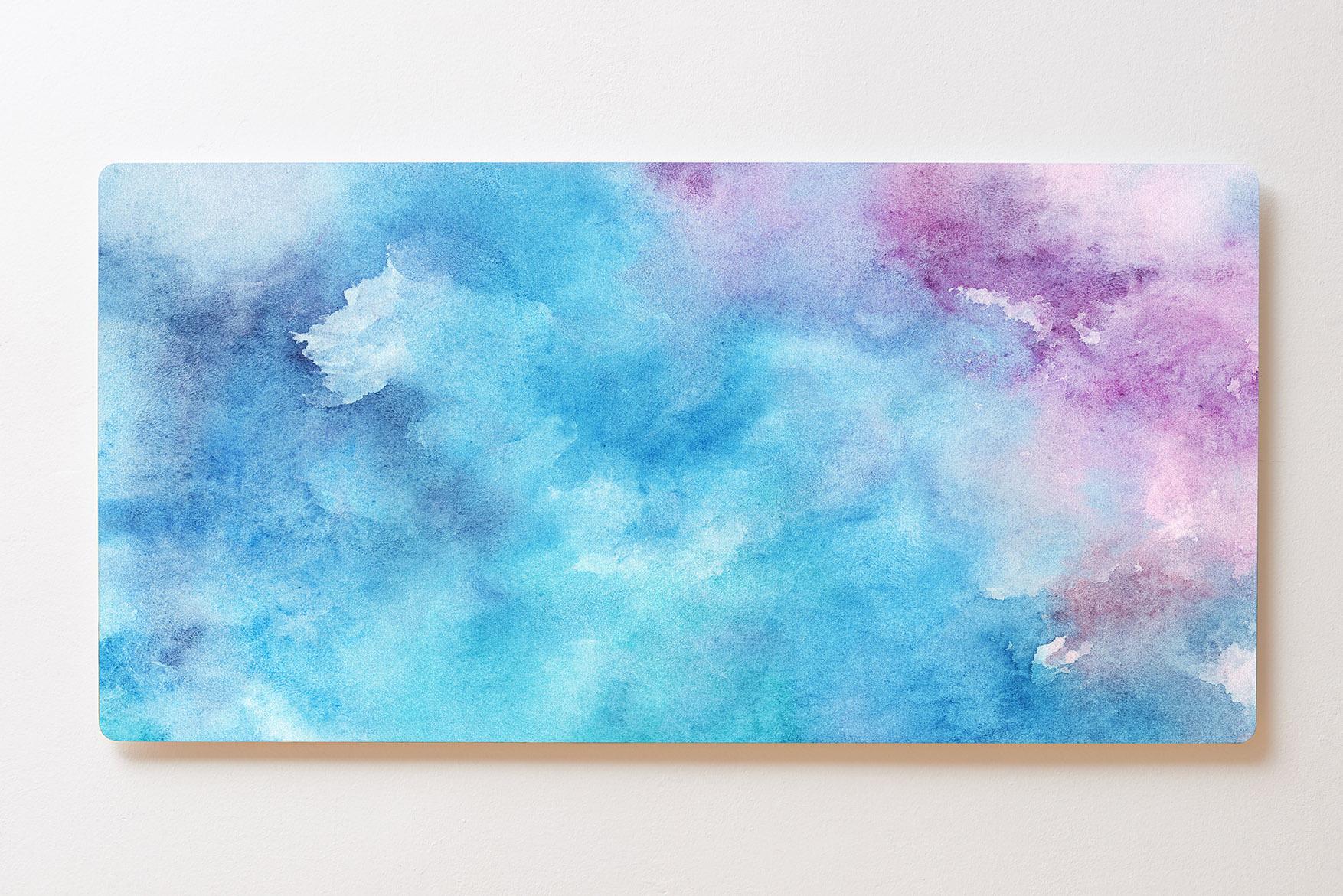 Magnettafel BACKLIGHT 120x60cm Motiv-Wandbild M121 Abstrakt Kunst