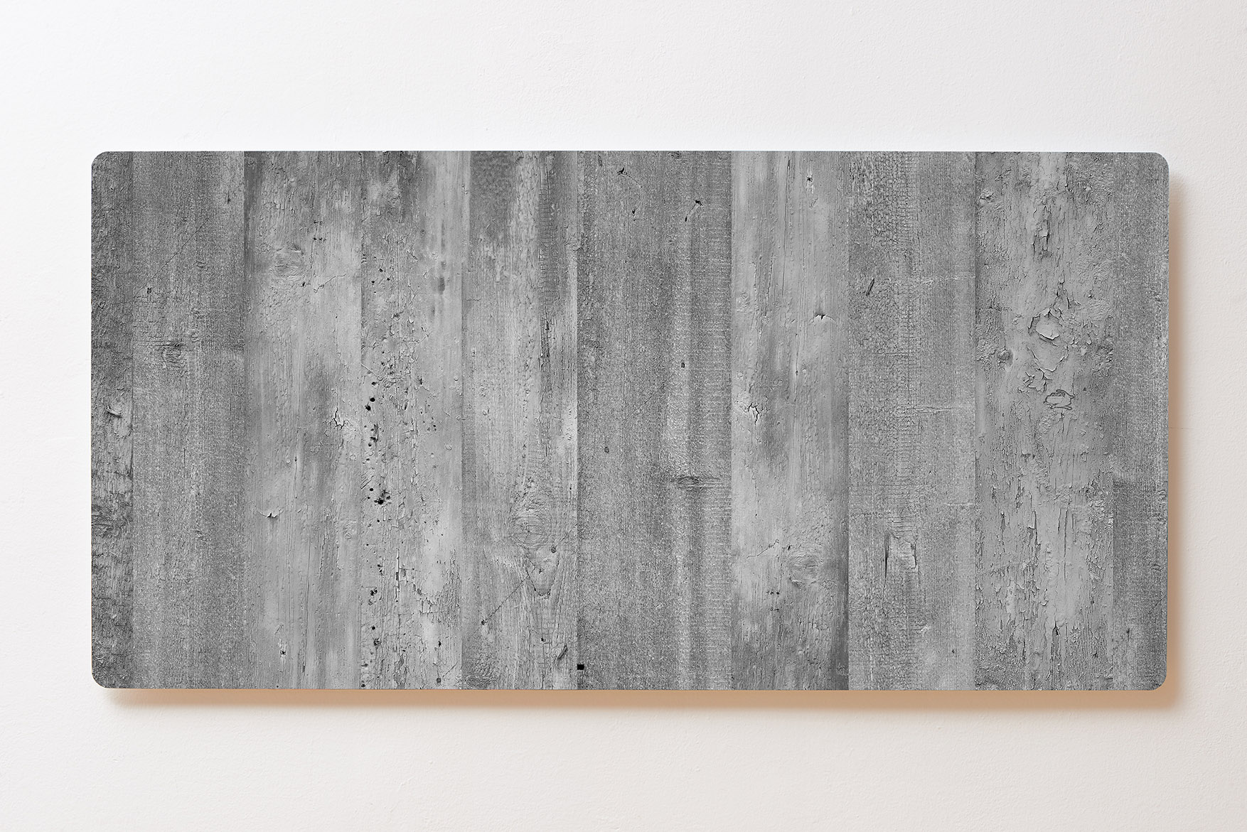 Magnettafel BACKLIGHT 120x60cm Motiv-Wandbild M127 Beton Betonwand