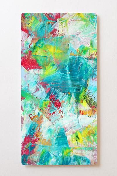 Magnettafel BACKLIGHT 60x120cm Motiv-Wandbild M04 Abstrakt