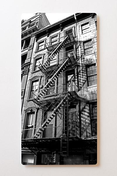 Magnettafel BACKLIGHT 60x120cm Motiv-Wandbild M06 New York
