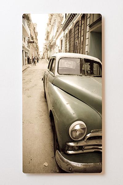 Magnettafel BACKLIGHT 60x120cm Motiv-Wandbild M15 Cuba
