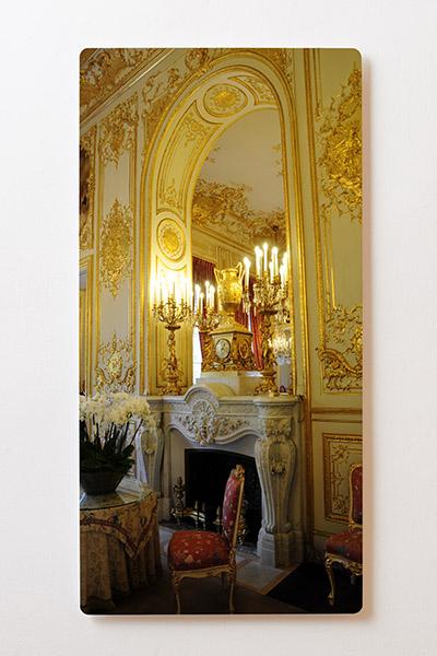 Magnettafel BACKLIGHT 60x120cm Motiv-Wandbild M22 Glamour