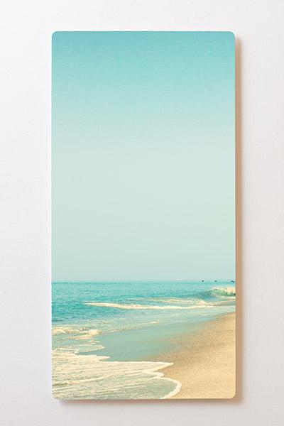 Magnettafel BACKLIGHT 60x120cm Motiv-Wandbild M50 Strand