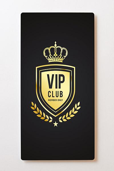 Magnettafel BACKLIGHT 60x120cm Motiv-Wandbild M51 VIP