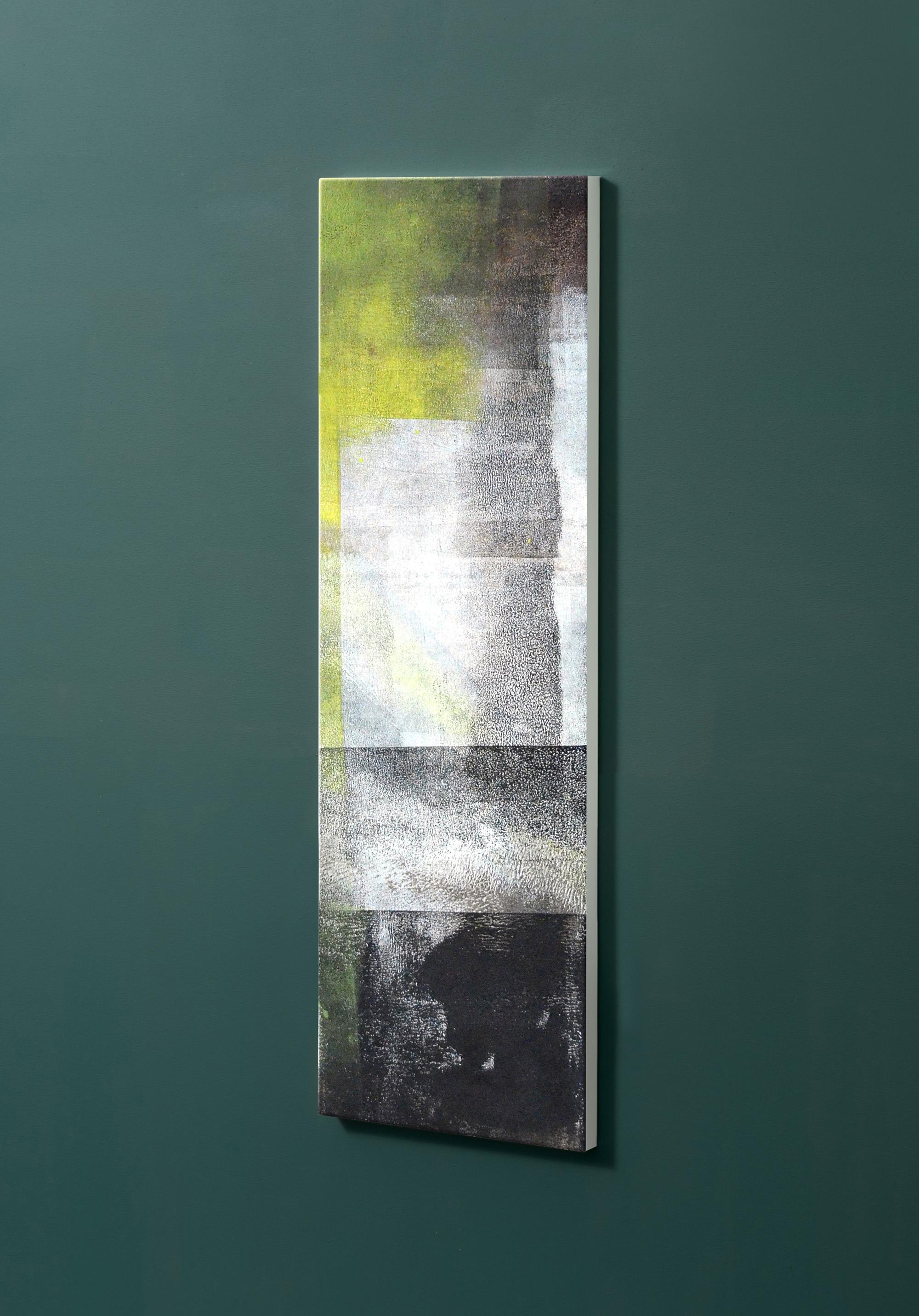 Magnettafel NOTIZ 30x90cm Motiv-Pinnwand M103 Abstrakt Kunst