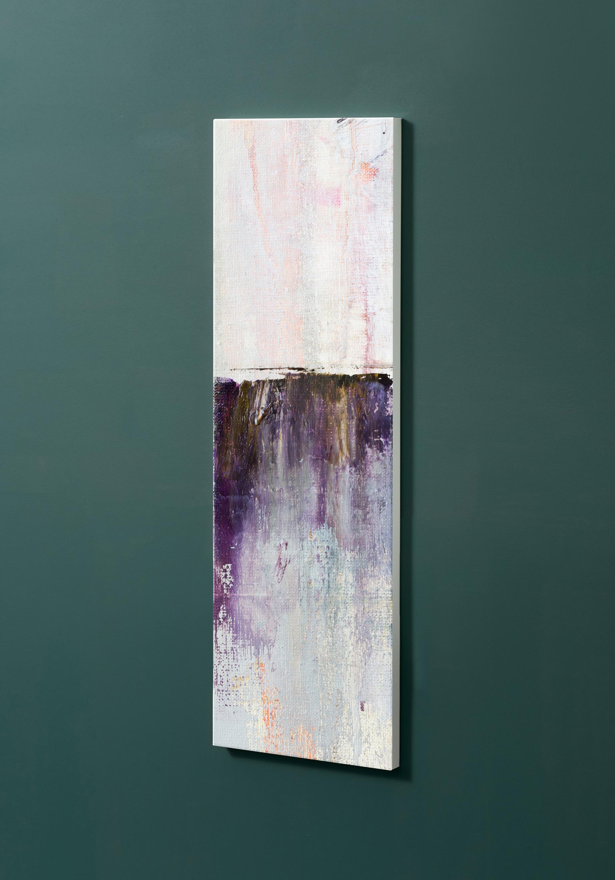 Magnettafel NOTIZ 30x90cm Motiv-Pinnwand M108 Abstrakt Kunst
