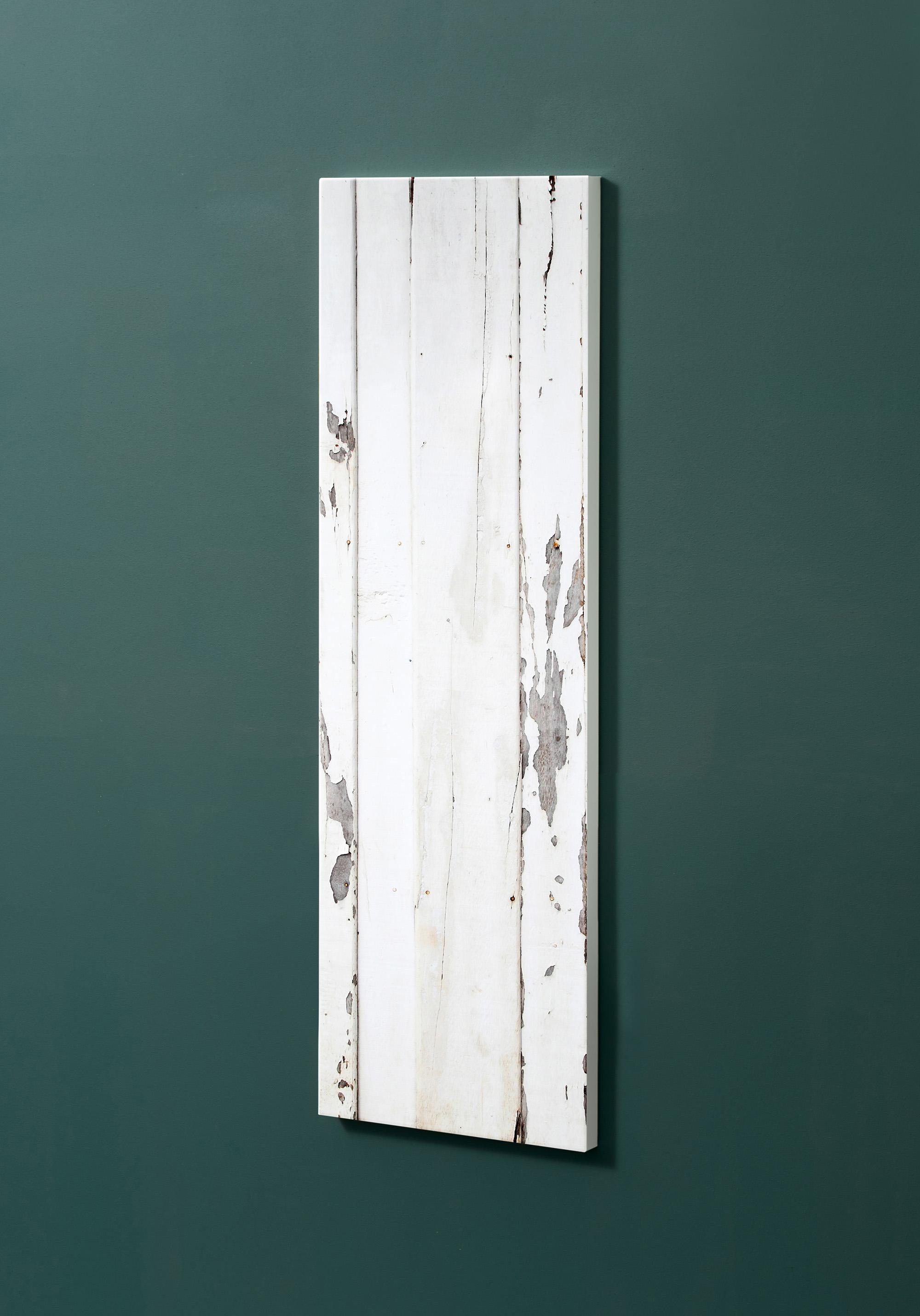 Magnettafel NOTIZ 30x90cm Motiv-Pinnwand M21 Holzbretter Vintage