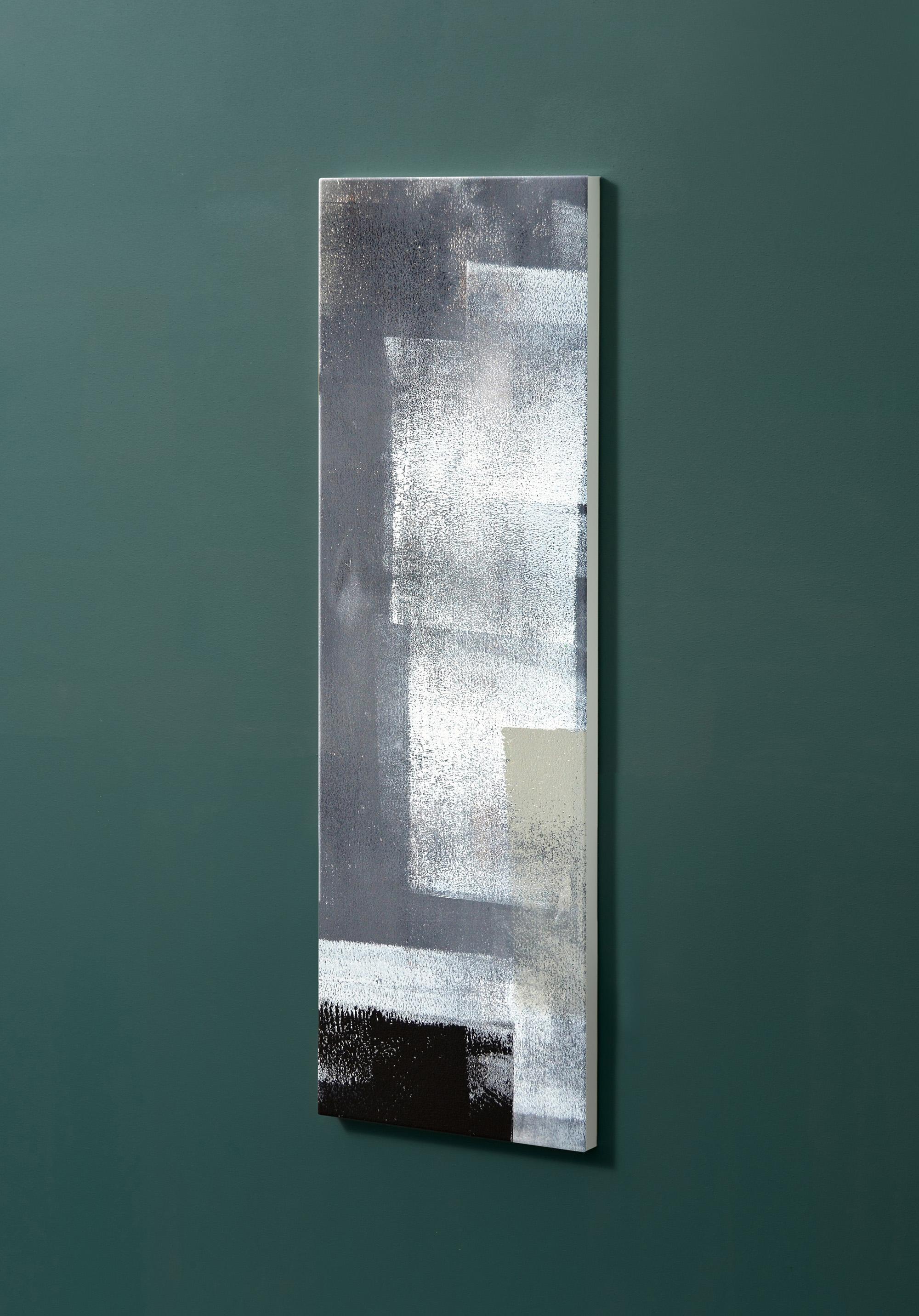 Magnettafel NOTIZ 30x90cm Motiv-Pinnwand M29 Abstrakt Kunst