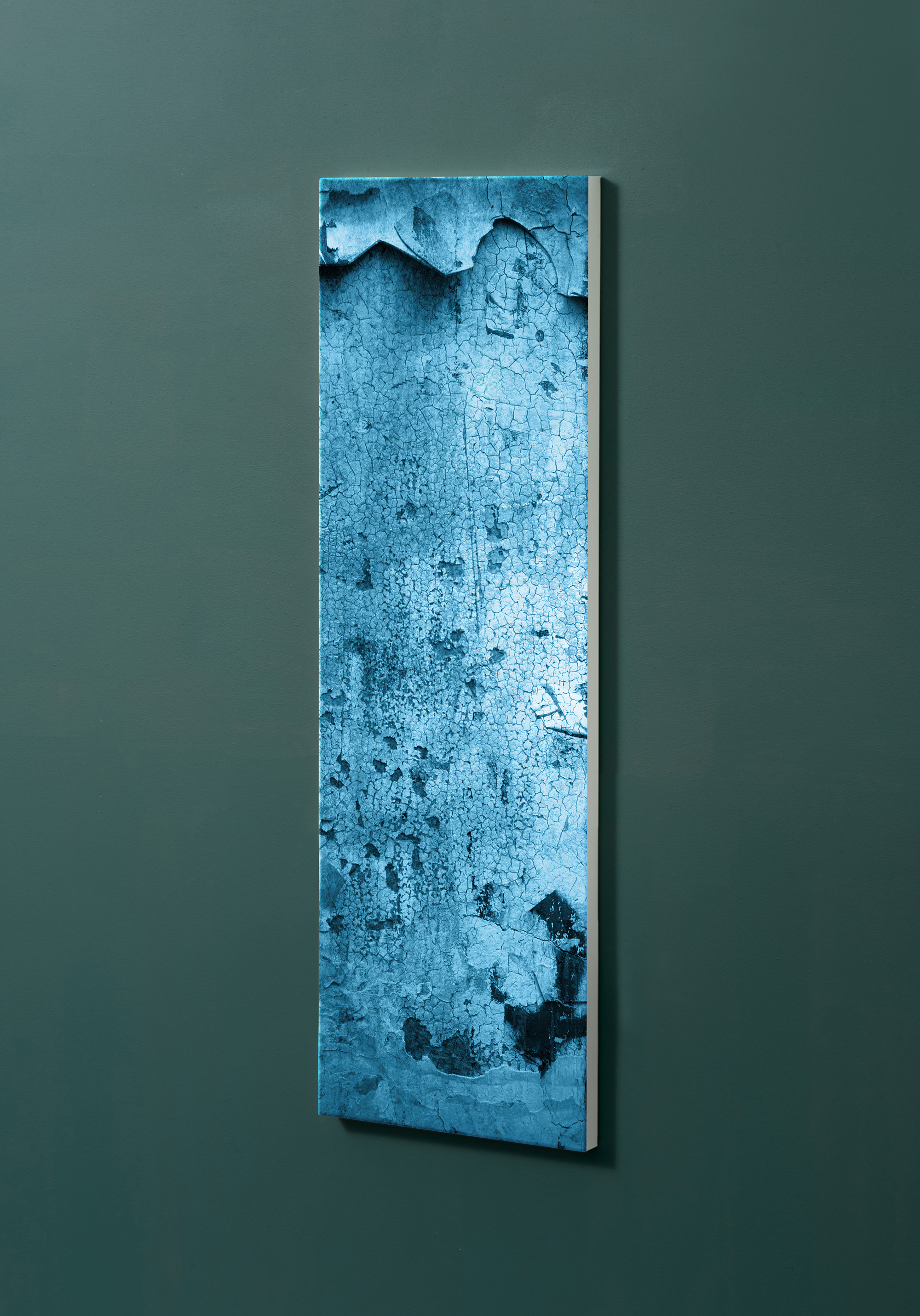 Magnettafel NOTIZ 30x90cm Motiv-Pinnwand M41 Beton