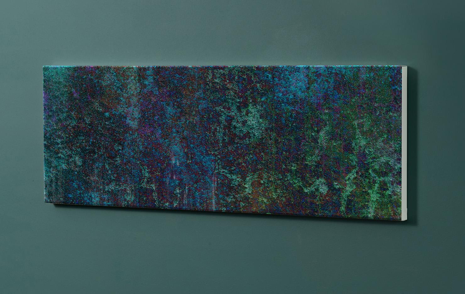 Magnettafel NOTIZ 90x30cm Motiv-Pinnwand M06 Abstrakt Kunst