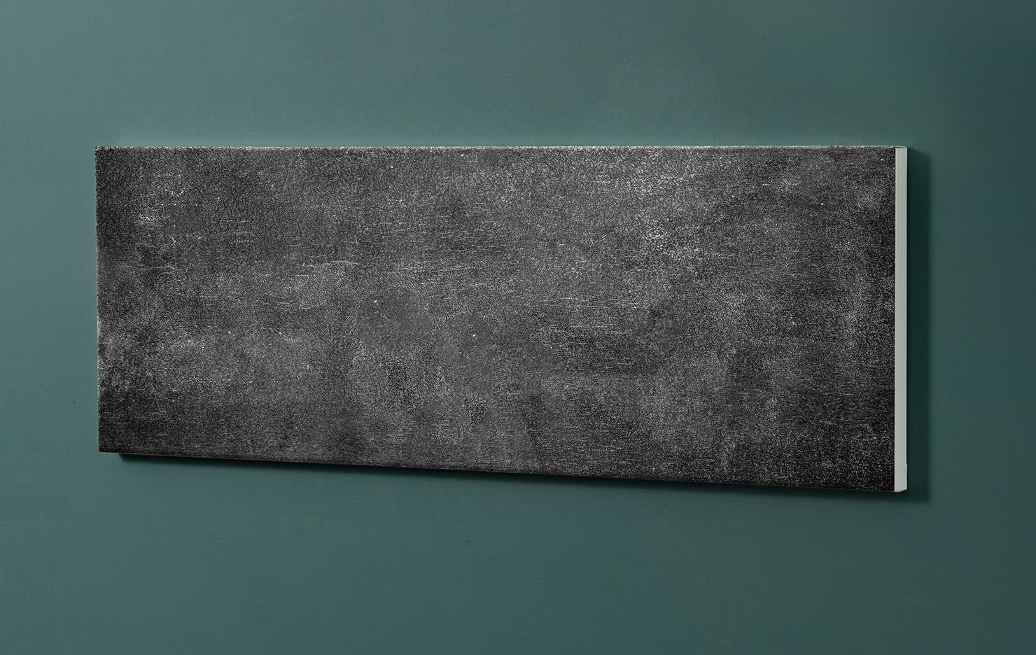 Magnettafel NOTIZ 90x30cm Motiv-Pinnwand M102 Schiefer