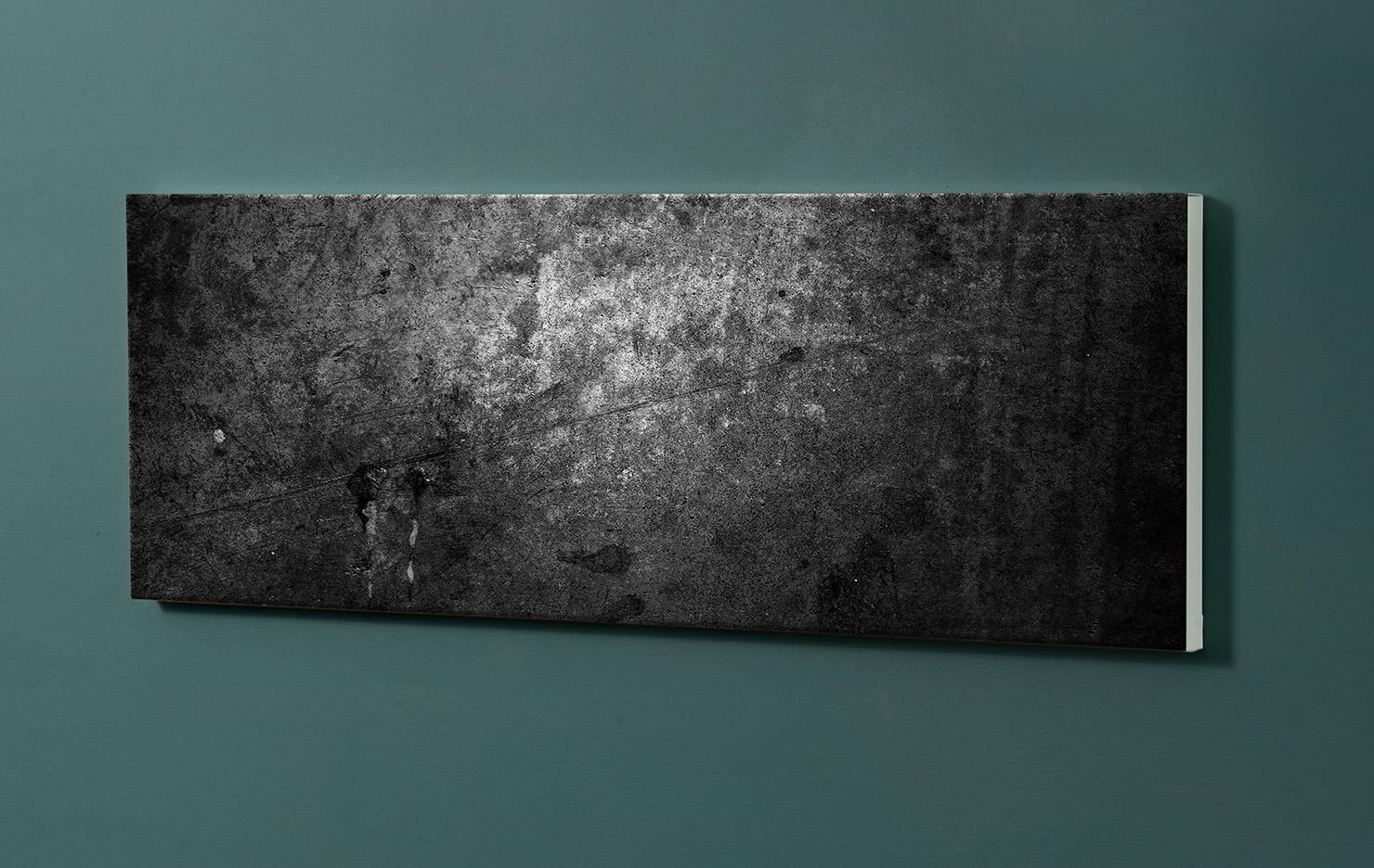 Magnettafel NOTIZ 90x30cm Motiv-Pinnwand M123 Schiefer