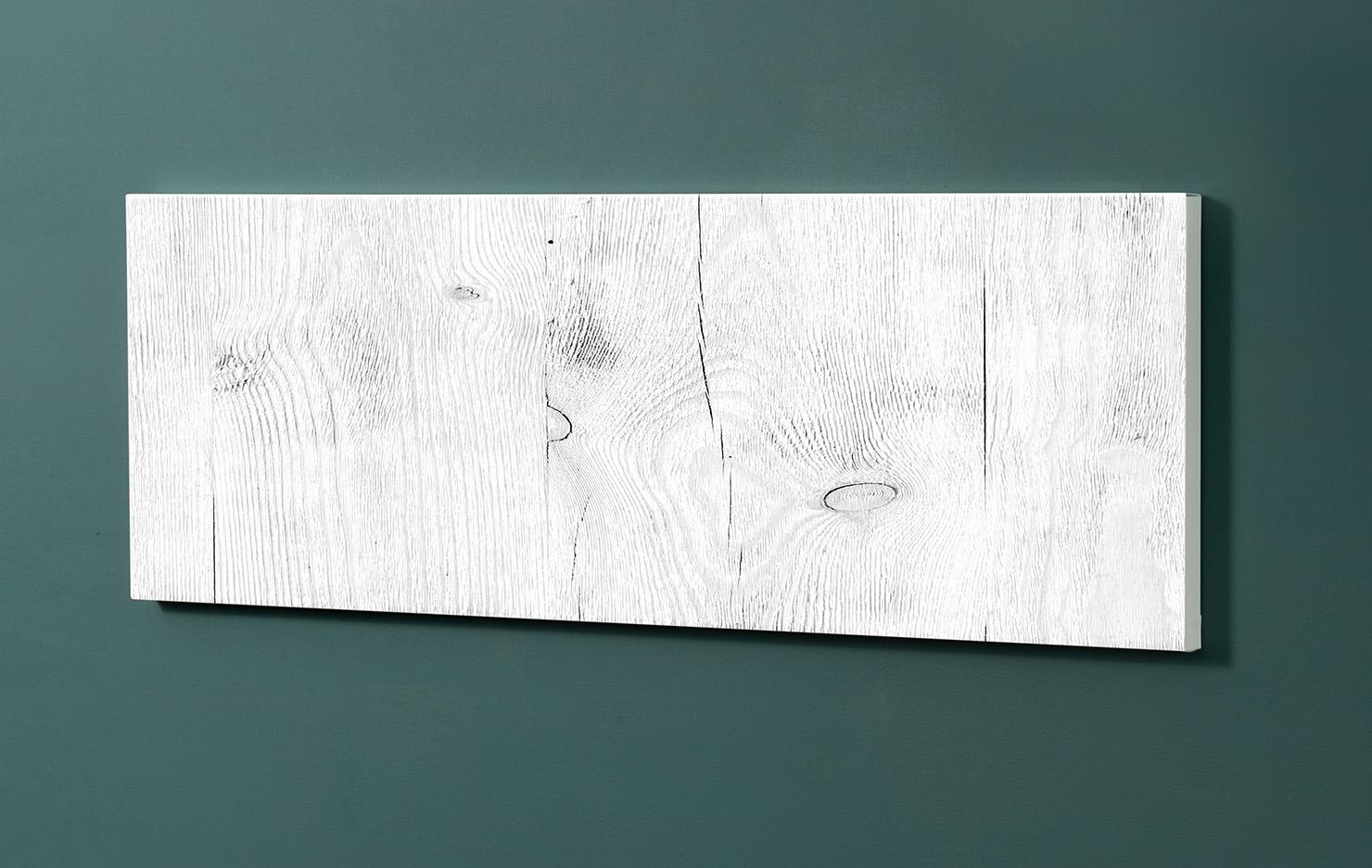 Magnettafel NOTIZ 90x30cm Motiv-Pinnwand M126 Holzbretter Vintage