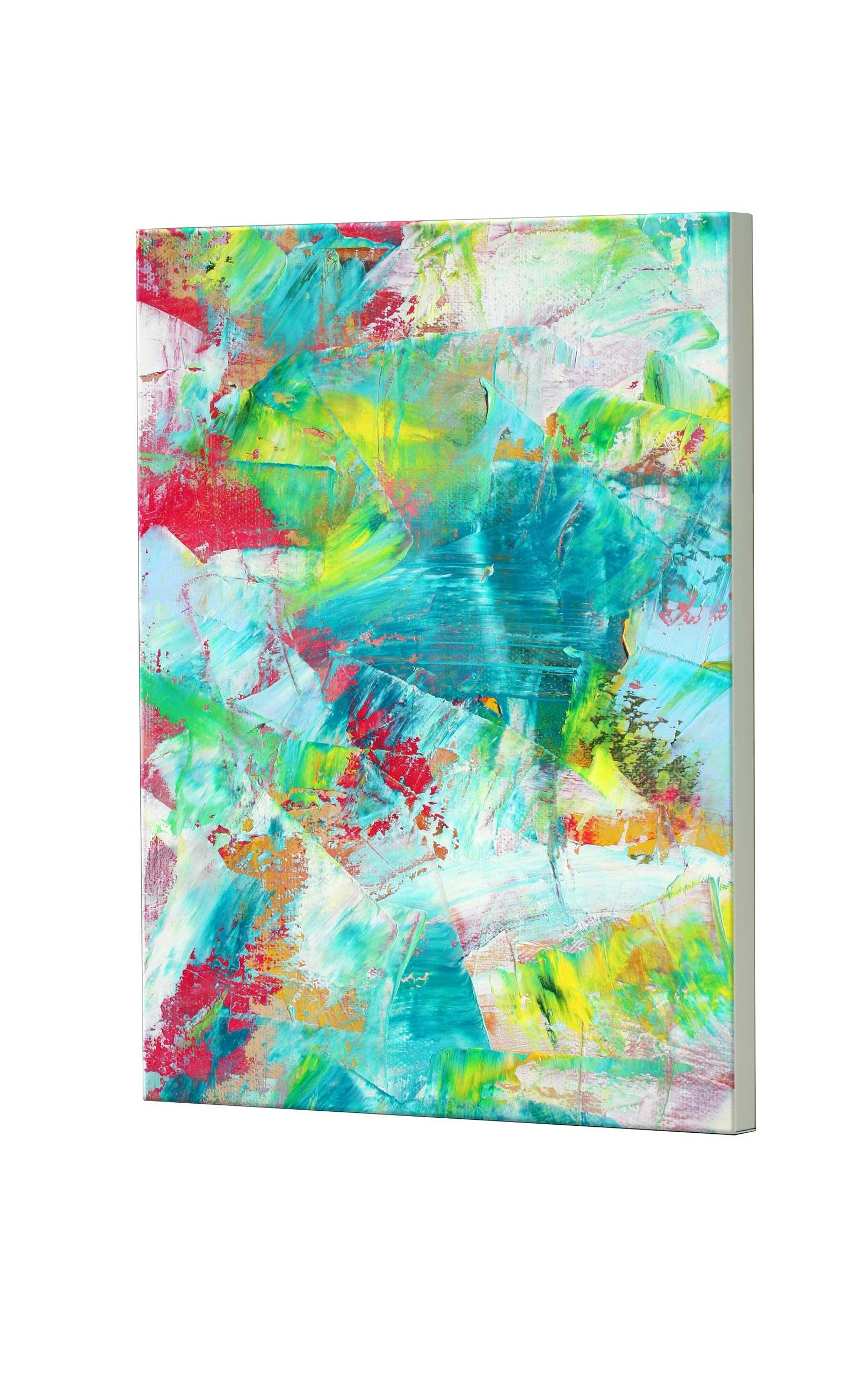 Magnettafel NOTIZ 60x80cm Motiv Gemälde Kunst MDH102 Motiv-Pinnwand