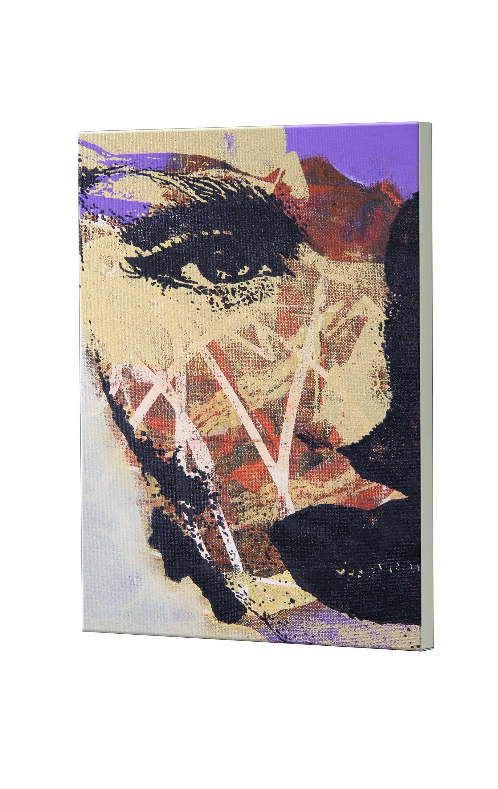 Magnettafel NOTIZ 60x80cm Motiv Gemälde Kunst MDH111 Motiv-Pinnwand