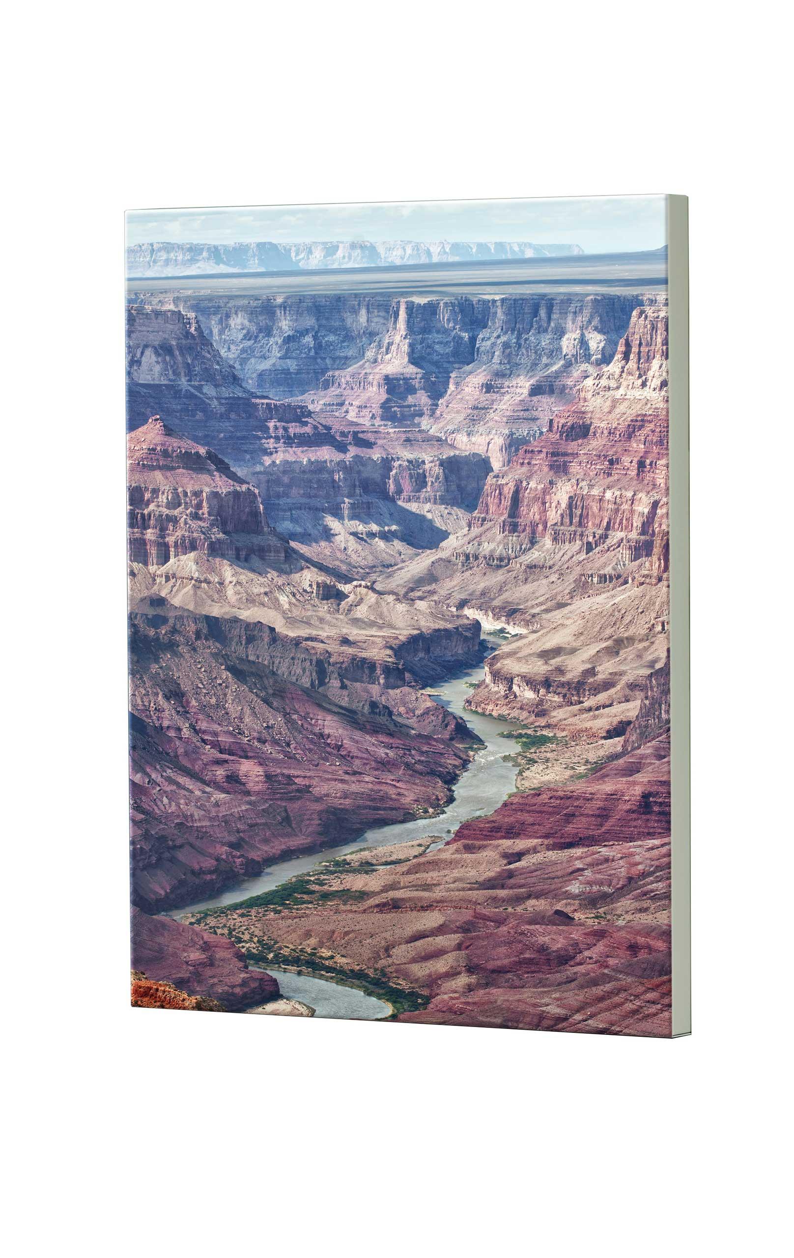 Magnettafel NOTIZ 60x80cm Motiv Grand Canyon MDH124 Motiv-Pinnwand