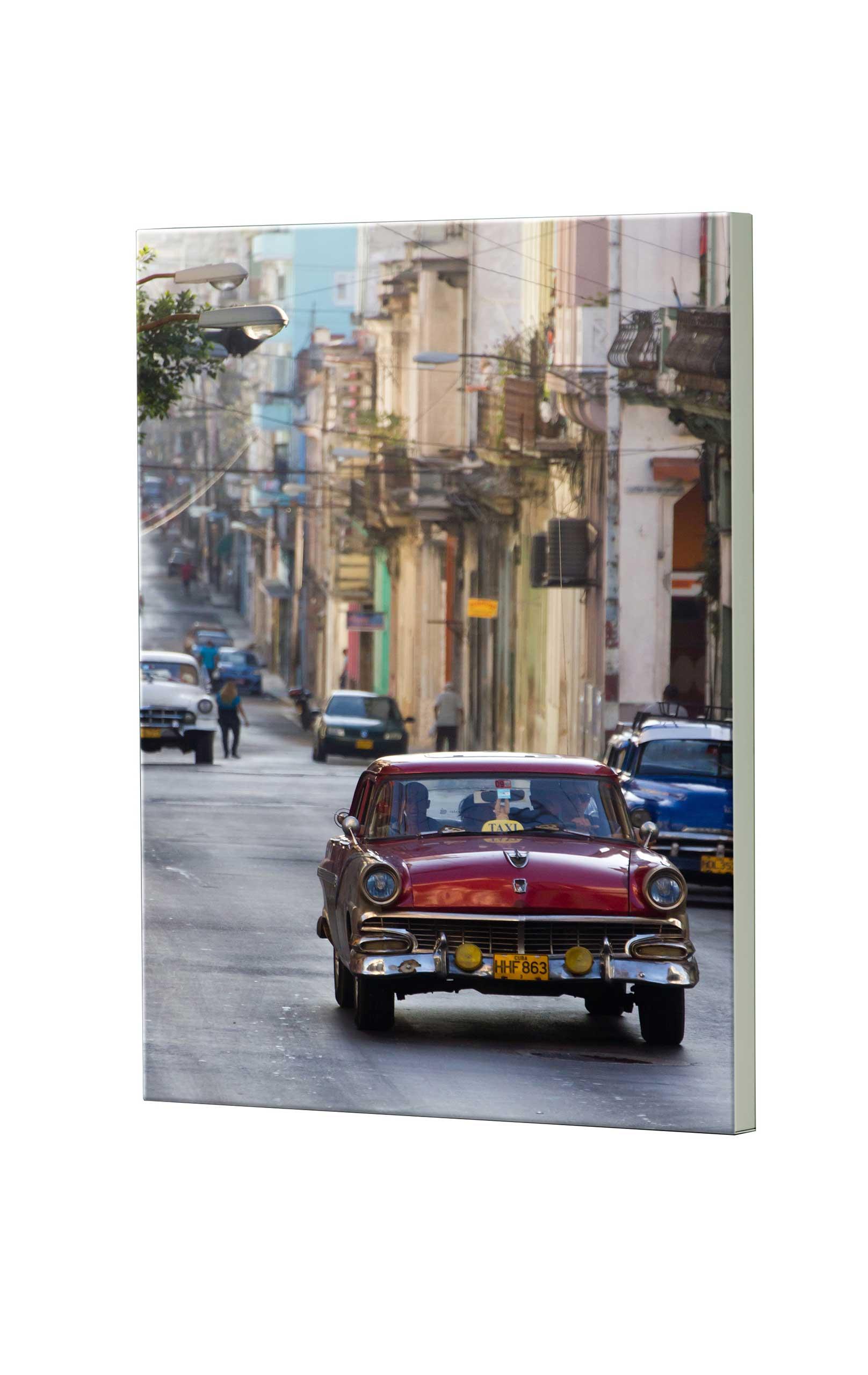 Magnettafel NOTIZ 60x80cm Motiv Cuba MDH141 Motiv-Pinnwand