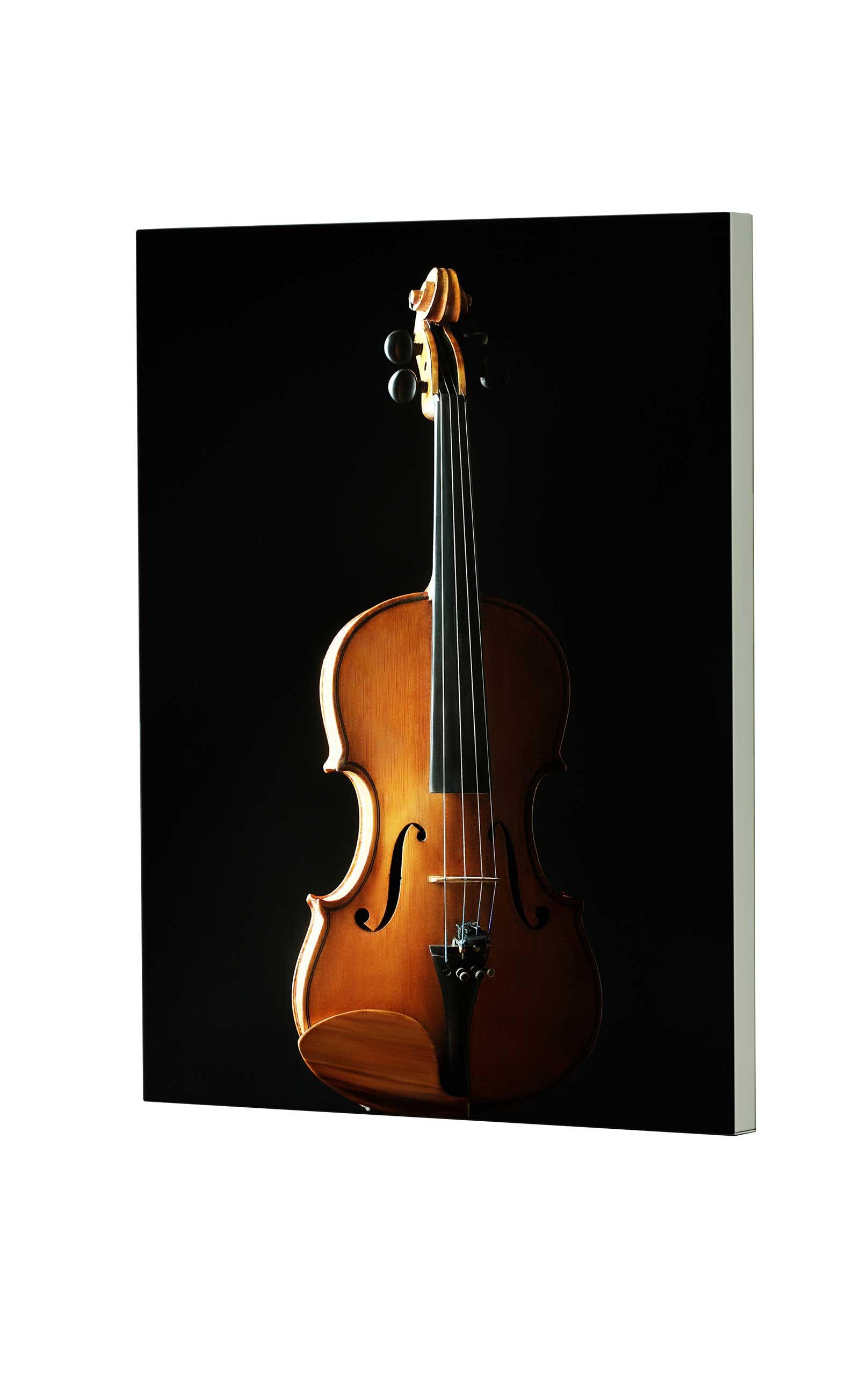 Magnettafel NOTIZ 60x80cm Motiv Cello MDH152 Motiv-Pinnwand