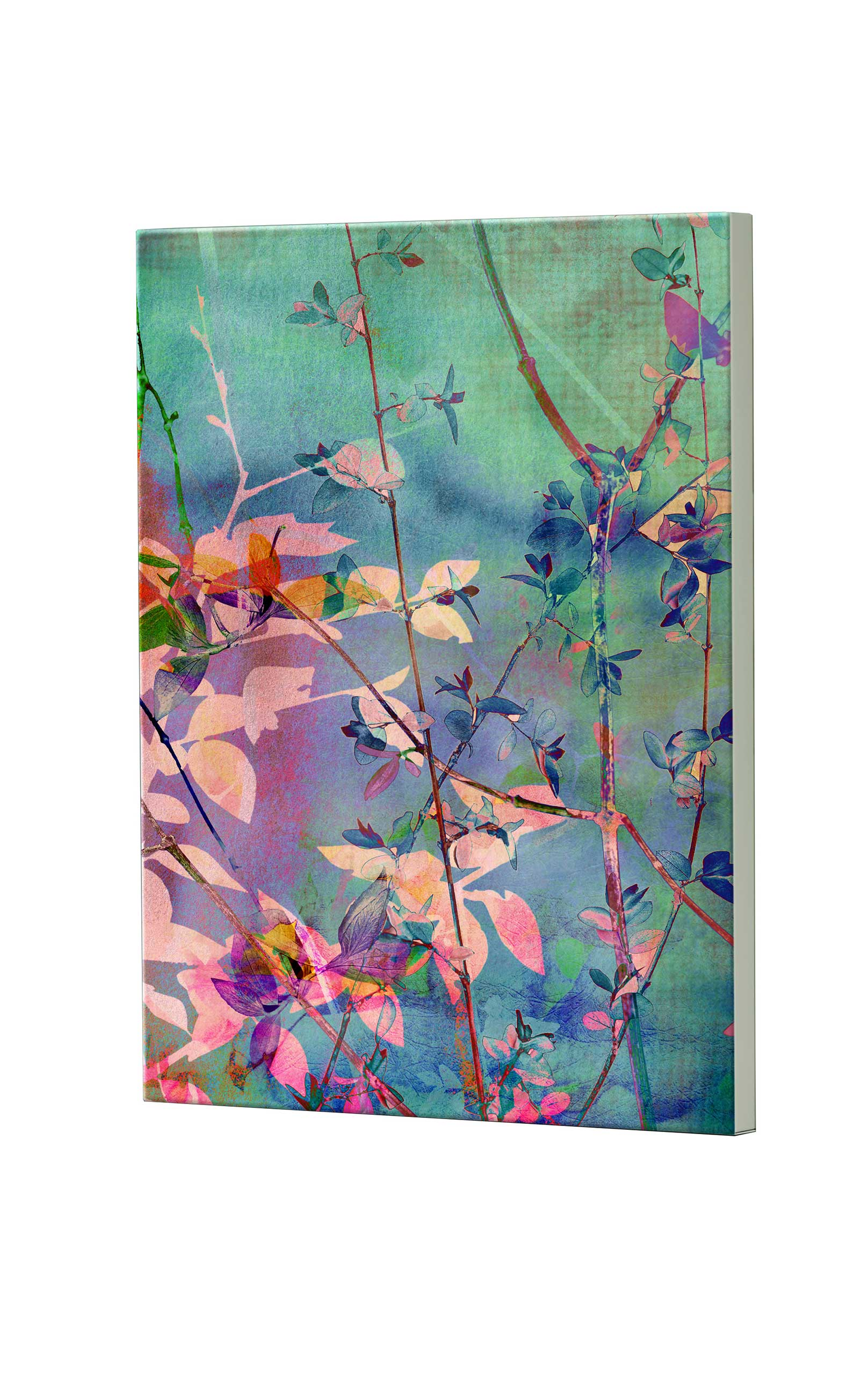 Magnettafel NOTIZ 60x80cm Motiv Blumen MDH166 Motiv-Pinnwand