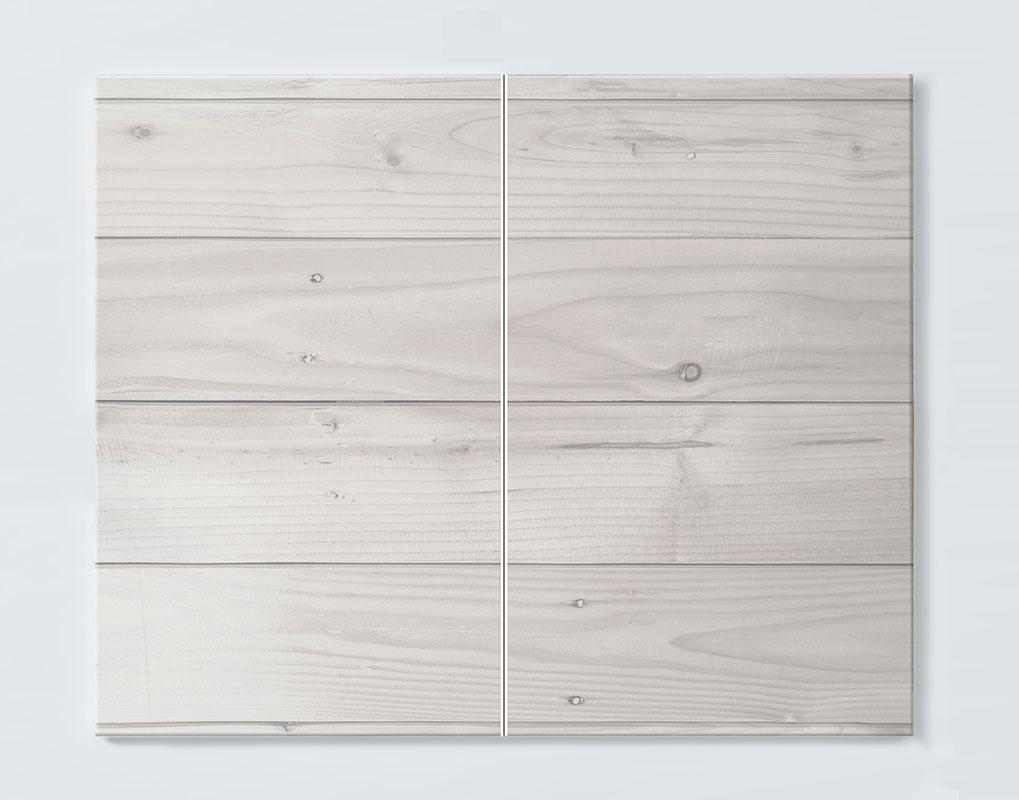 Magnettafel NOTIZ 80x60cm Motiv HOLZ MDQ115 Motiv-Pinnwand