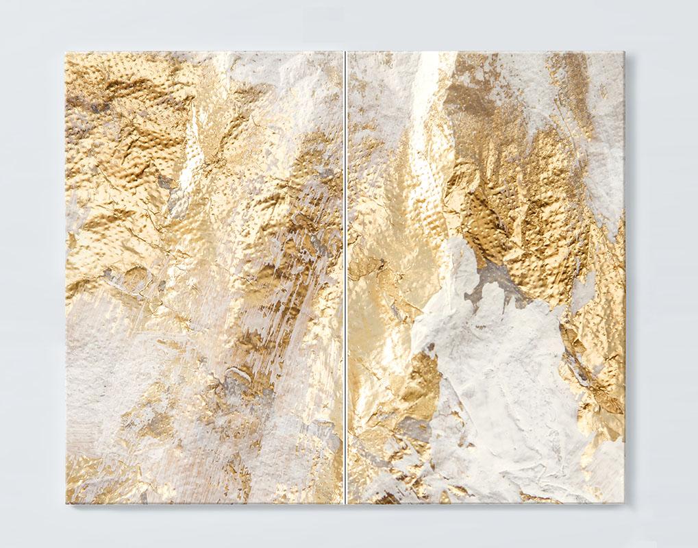 Magnettafel NOTIZ 80x60cm Motiv ABSTRAKT MDQ63 Motiv-Pinnwand