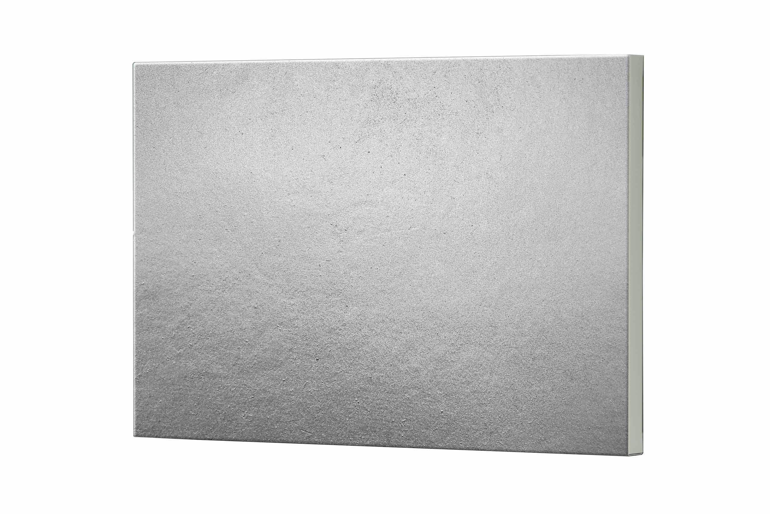Magnettafel NOTIZ 80x60cm Motiv Beton MDQ407 Motiv-Pinnwand