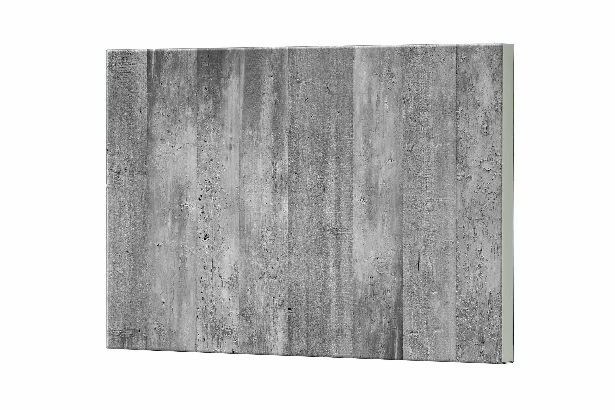 Magnettafel NOTIZ 80x60cm Motiv Beton MDQ440 Motiv-Pinnwand