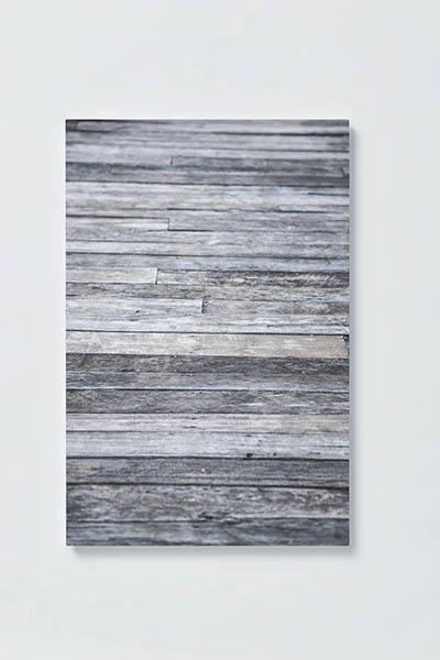 Magnettafel NOTIZ 40x60cm Motiv HOLZ VINTAGE MH90 Motiv-Pinnwand