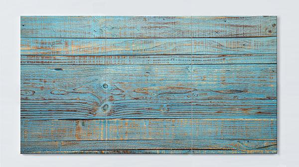 Magnettafel NOTIZ 120x60cm Motiv Holz Vintage MP50 Motiv-Pinnwand