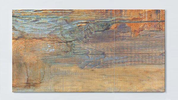 Magnettafel NOTIZ 120x60cm Motiv Holz MP71 Motiv-Pinnwand