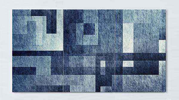 Magnettafel NOTIZ 120x60cm Motiv Kunst MP95 Motiv-Pinnwand