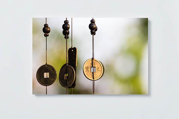 Magnettafel NOTIZ 60x40cm Motiv ASIEN MQ476 Motiv-Pinnwand