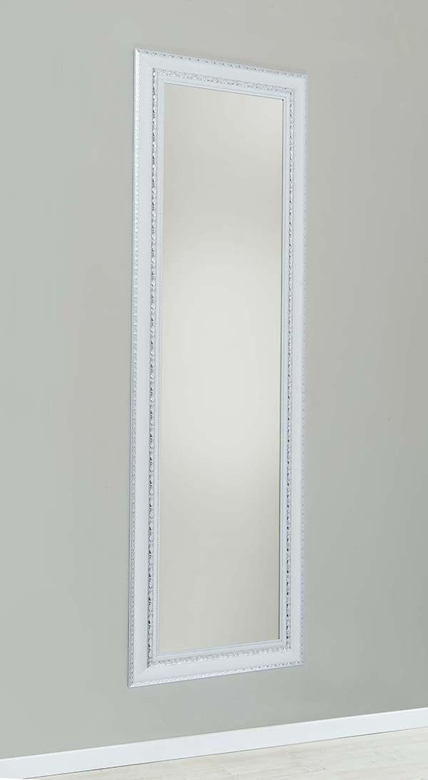 Wandspiegel BAROCK WEISS 47x150cm