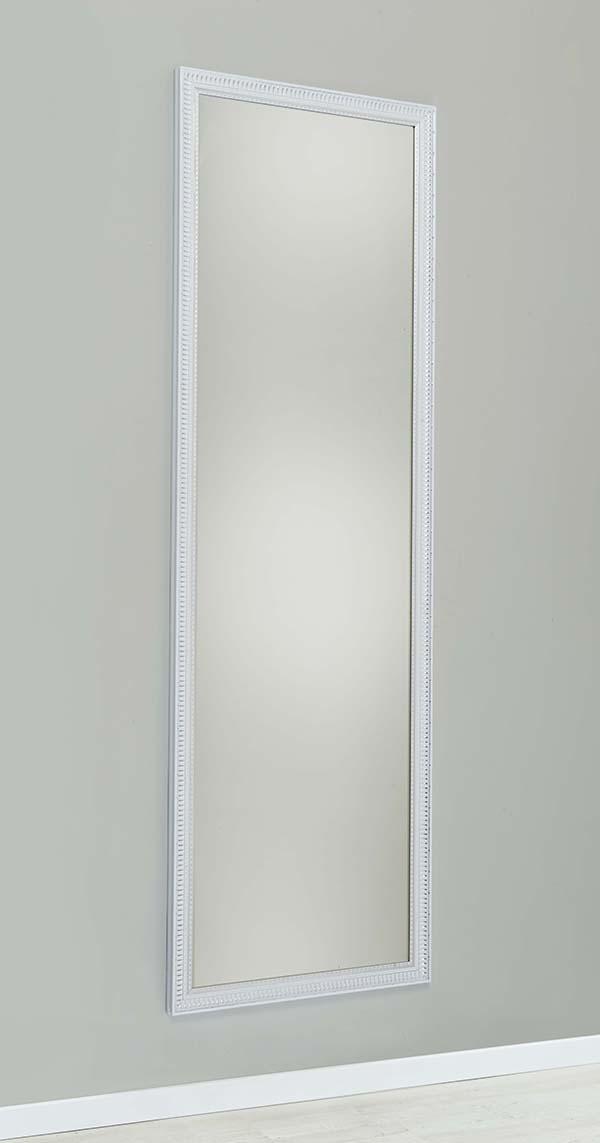 Wandspiegel STRIPES WEISS 47x150cm