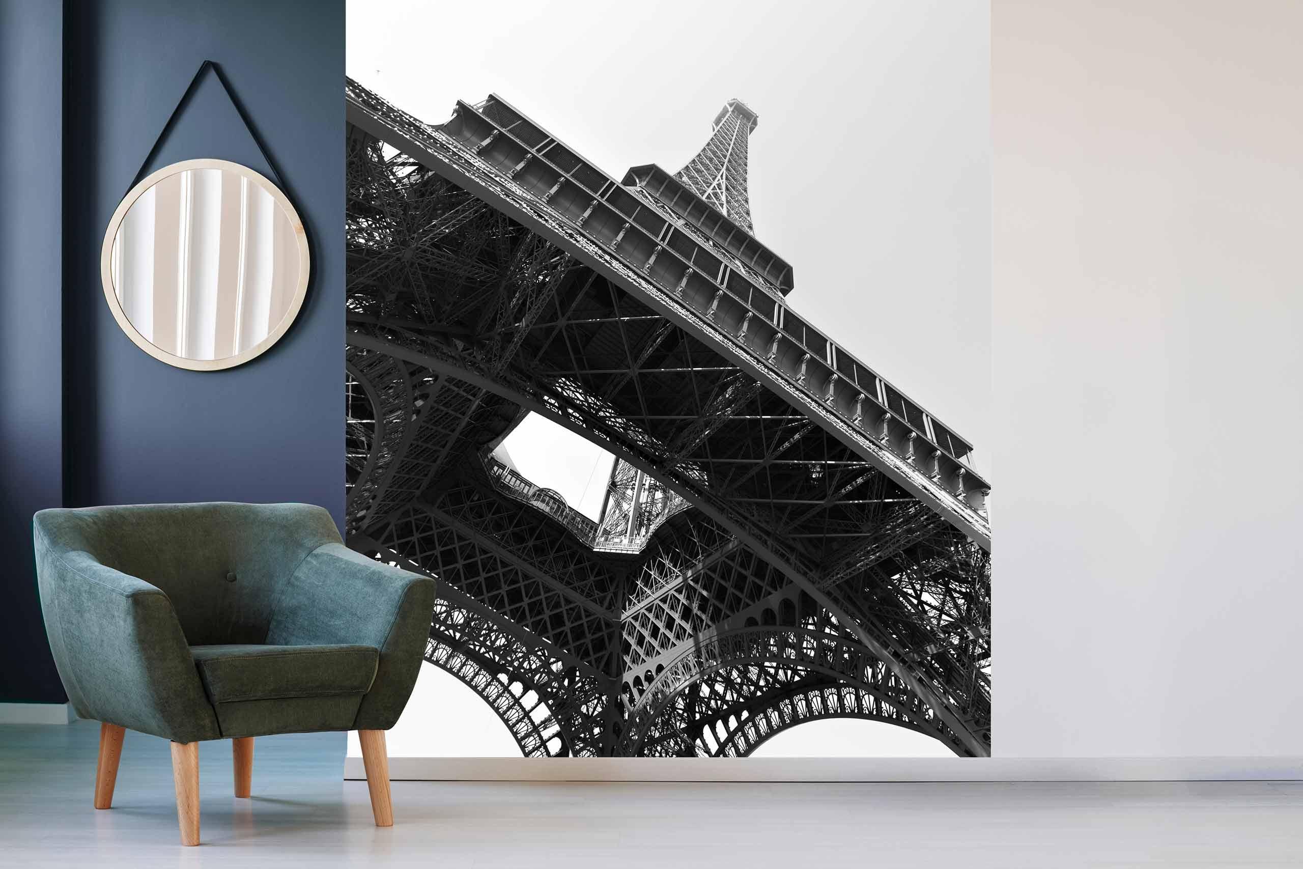 Vlies Tapete 225 Fototapete Höhe 250cm Motiv 06 Paris Eifelturm