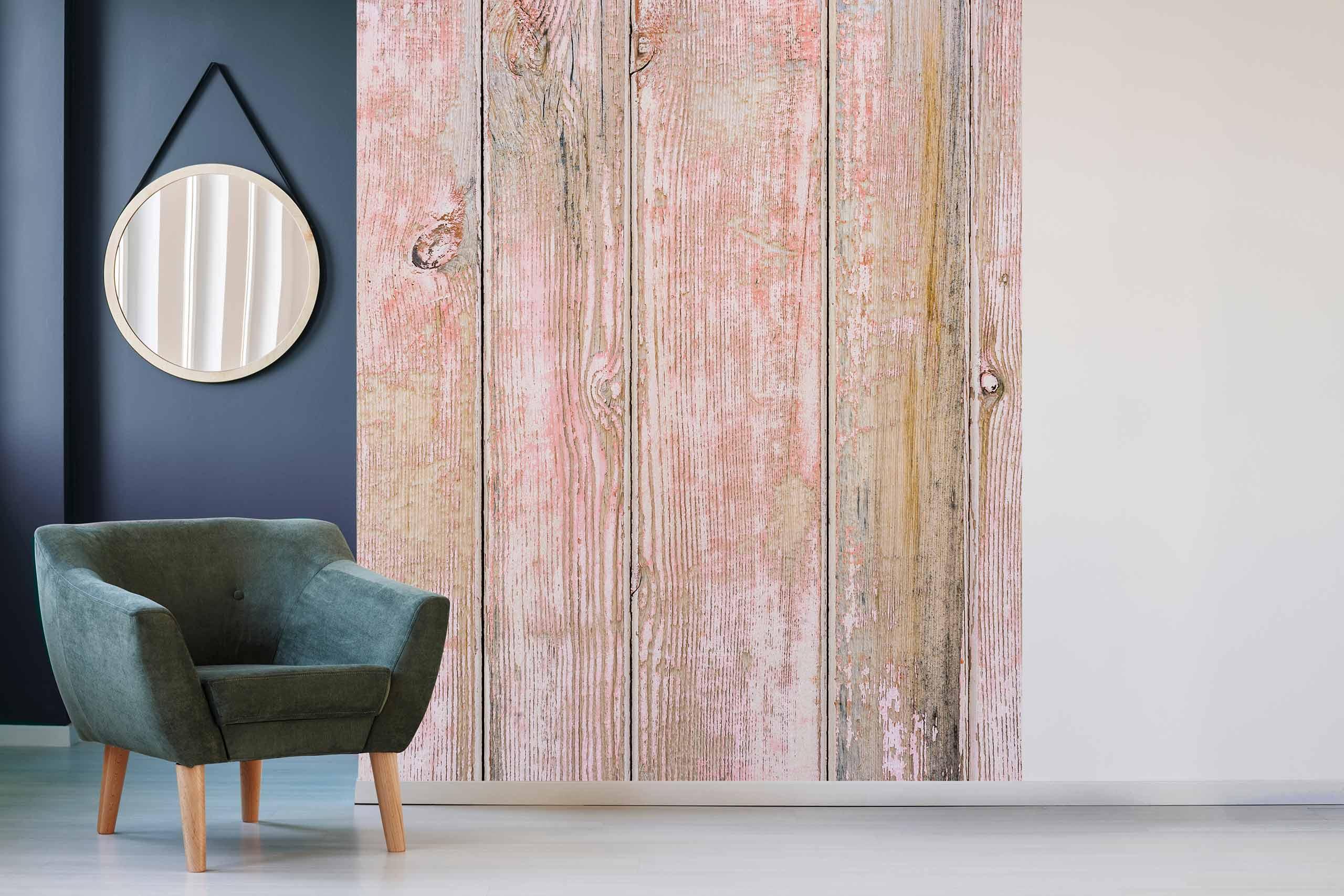 Vlies Tapete 225 Fototapete Höhe 250cm Motiv 114 Holzbretter Vintage