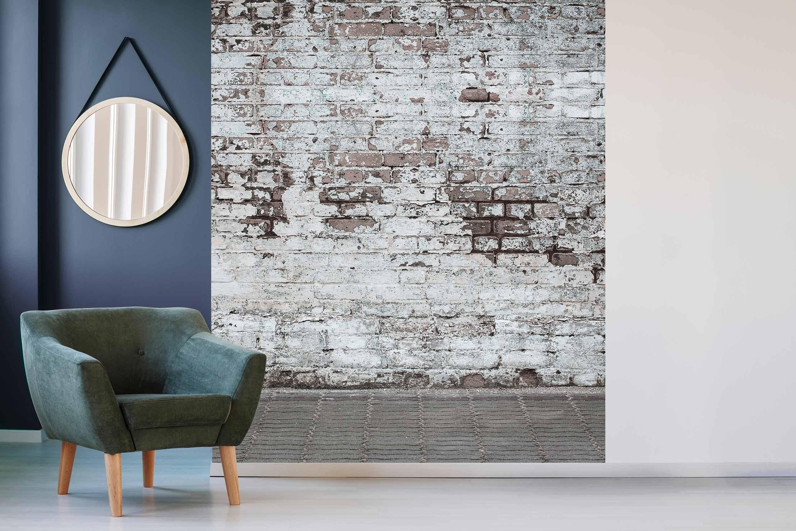Vlies Tapete 225 Fototapete Höhe 250cm Motiv 123 Häuserwand