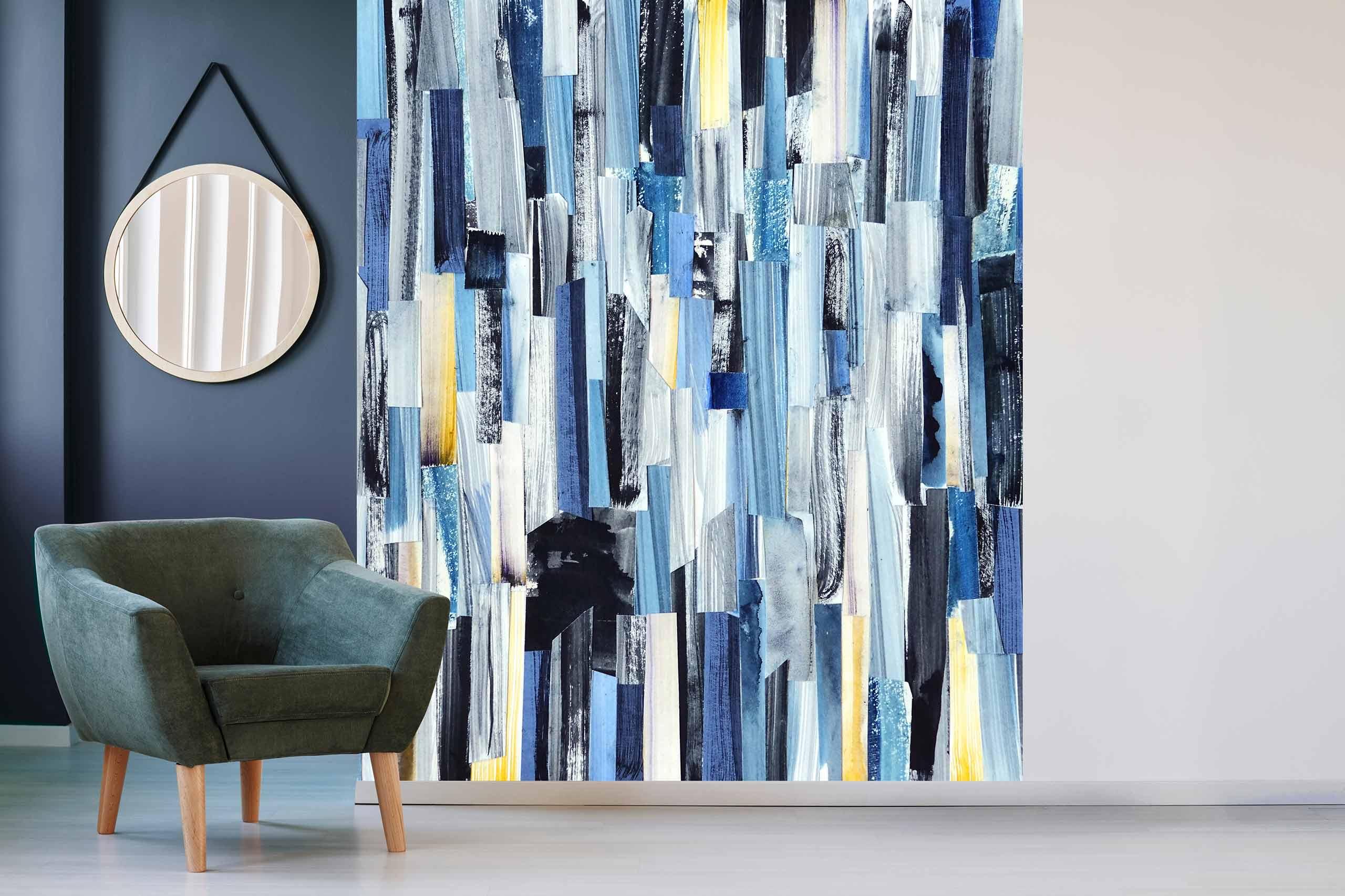 Vlies Tapete 225 Fototapete Höhe 250cm Motiv 148 Abstrakt Kunst