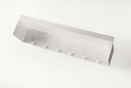 Garderoben-Boden zu SchuH-Bert 500 weiß