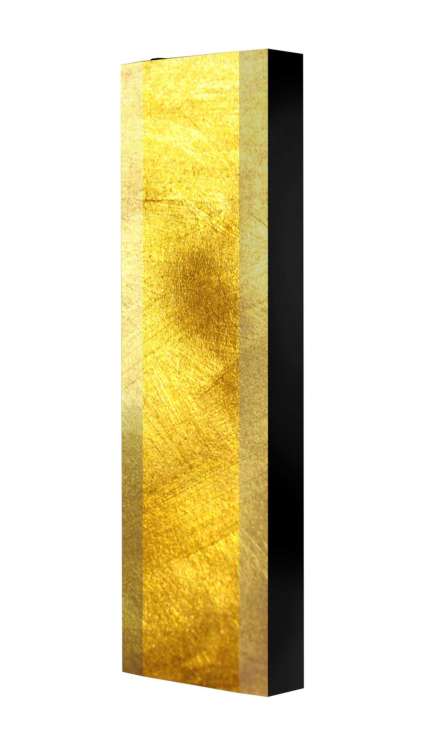 Schuhschrank FLASH 450 BLACK-EDITION Motivschrank schwarz drehbar M02 Kunst Modern