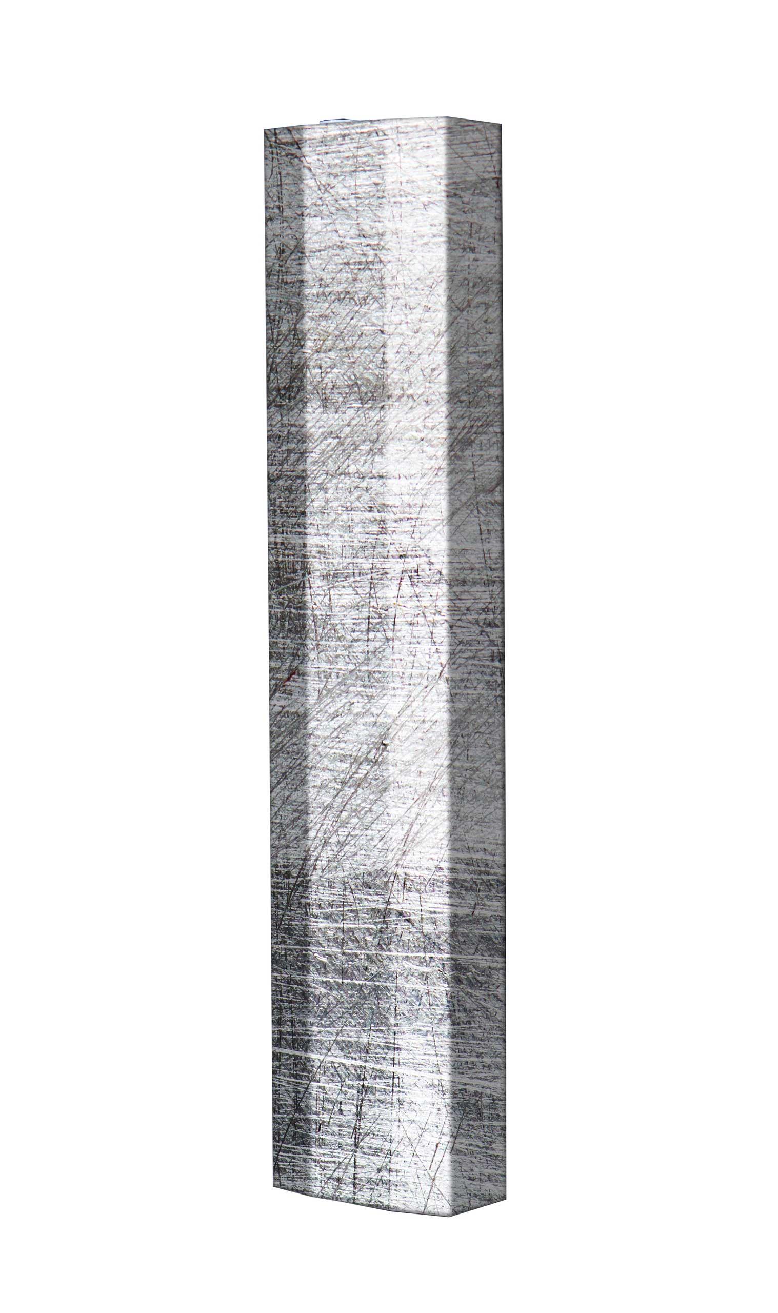 Schuhschrank STORM Motivschrank Single S102 Grau Muster weiß